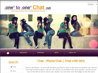 www.1to1chat.net