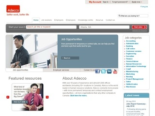 accounting adecco ca accounting