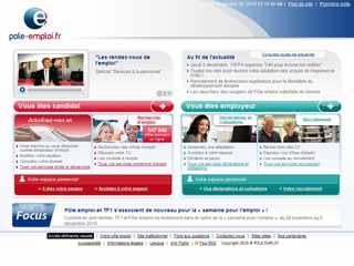 Visit www.ANPE.fr