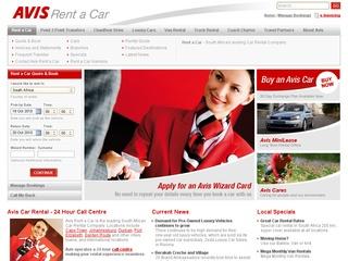 Avis Car Rental Lancaster Ca