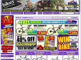 Bikes.com.au Visit www bikes com au