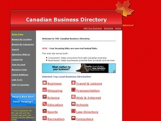 www.canadianbusinessdirectory.ca