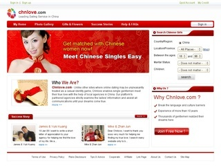 Chnlove dating site