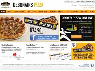 Debonairs Pizza, Krugersdorp (Corner Paardekraal And Hospital