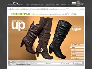 Shoes at DSW: Shop Thousands of Women's Shoes, Men's Shoes, Sandals