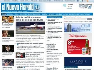 Elnuevoheraldcom El Nuevo Herald Noticias De Cuba Miami