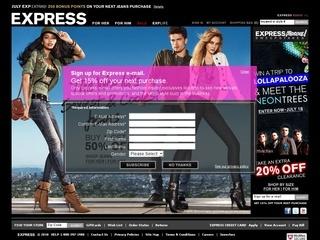 Express.com Visit www express com