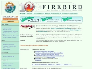 www.firebird.sourceforge.net
