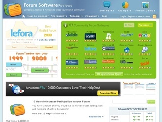 www.forum-software.org