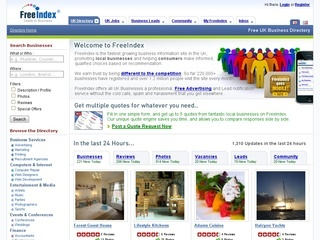 www.freeindex.co.uk
