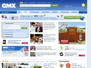 gmx homepage kostenlos