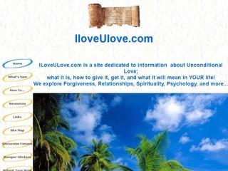 unconditional love  forgiveness