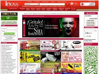 inova com mx: