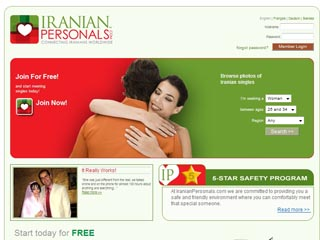 dating app iranian personals