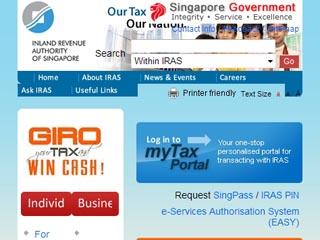 Visit www.IRAS.GOV.SG