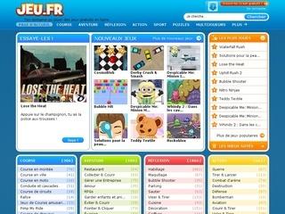 Visit www.jeu.fr