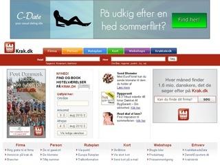 Find virksomheder, produkter, varem?rker, brancheforeninger pa krak.dk