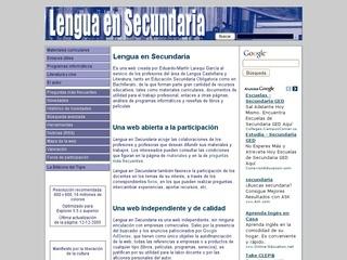 www.lenguaensecundaria.com
