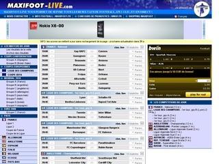 www.Maxifoot-live.com