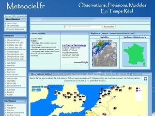 Visit www.METEOCIEL.fr