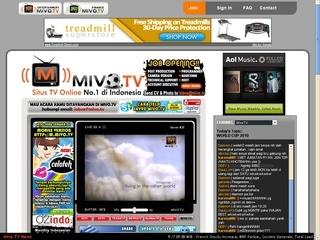 mivo tv online indonesia live