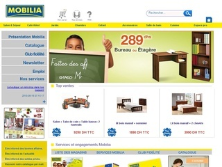 for Mobilia network