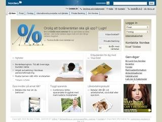 Internetbanken Nordea Login