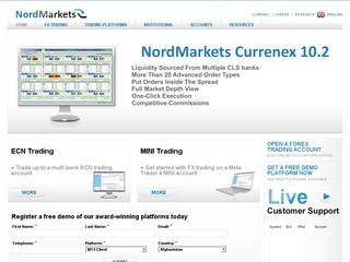 Nordmarkets.com