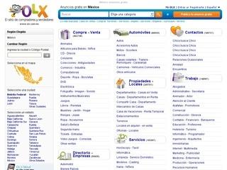 Visit www.olx.com.mx