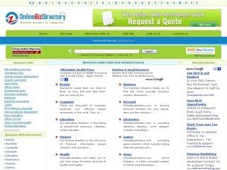 Www Onlinebizdirectory Com