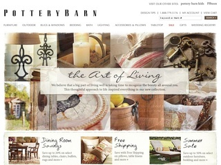 Pottery Barn Home Furnishings Home Decor Outdoor Furniture | Home