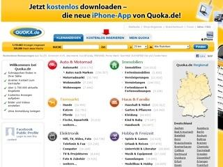 Visit www quoka com