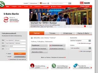 S bahn fahrplan berlin