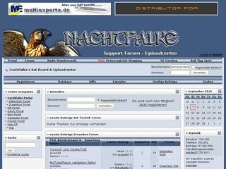 nachtfalke forum