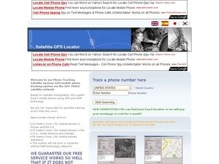 Satellite Gps Locator