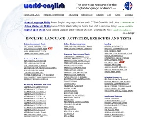 Exercises to improve CAE and FCE exam skills